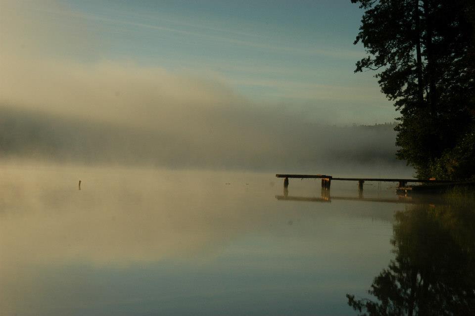 Nurkowanie Jezioro Łęsk